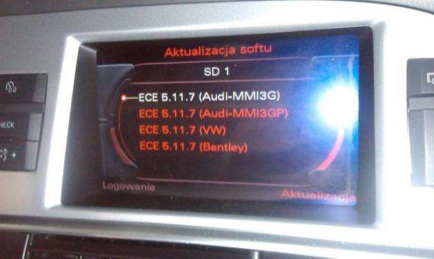 Audimodif : MMI 3G - mUlti media INTERFACE